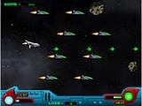 Вы в глубоком космосе противостоите космическому флоту врага и коварным астероидам! Цель проста - выжить и уничтожить противника!