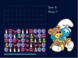 В этой игре Вы должны помочь маленькому Смурфику убирать с экрана одинаковые фигурки. Через некоторое время добавляется новый ряд фигурок, так что старайтесь не тянуть время!