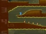 Тебе Придется помочь маленькому крокодильчику собрать все золотые монеты в темном подземелье, в котором его поджидают разные монстры и ловушки. К тому же игра не стоит на месте, Если уровень лабиринта поднимется слишком высоко, то крокодильчика разбавит.