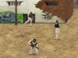Почувствуйте себя настоящим солдатом пребывающим в центре военных действий. На каждом уровне у вас будут разные миссии. Но главной целю на любой войне остается выжить.