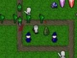 Игра Маленькие защитники относится к стратегическим играм в жанре защита замка. Цель этой игры улучшать и располагать свои войска таким образом, что бы вражеские войска не прошли через всю дорогу.
