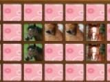 Лошади очень красивые и умные животные. Если они Вам нравятся, то эта игра понравится Вам тоже. Цель этой игры открыть все карты. На обратной стороне карт изображены разные лошади. Переворачивайте карты с одинаковыми рисунками, что бы пройти игру.