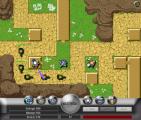 В руках умелого полководца даже детские игрушки могут стать мощным оружием. Один игрушечный танк неспособен ни на что, но когда десятки таких танков вас атакуют — это уже не шутка. Расставьте собственные танки так, чтобы враги не смогли пройти.