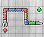 Интересная версия игры змейка Xnake все теперь есть и у нас. Очень простое управление стрелочками позволит погрузиться в ностальгические воспоминания о времени проведенном в процессе игры знакомой нам с самого детства.