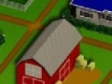 Эта игра напоминает своим принципом головоломки про трубопровод. Единственное, что вместо трубопровода Вам предстоит проложить дорогу на ферме таким образом, что бы к каждому участку можно было доехать.