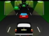 Стань водителем безумного лондонского такси. Погоняй на большой скорости по городским трассам. А если все полосы дороги заняты другими автомобилями просто перепрыгни через них, используя кнопку пробел.