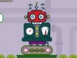 Микки Маус научился делать роботов. Он пригласил тебя посетить его фабрику и предложил создать своего боевого робота. Выбирай детали, что бы создать уникального робота. Протестируй его работу. После чего твой робот может принять участие, под твоим управлением, в драке один на один с другим роботом.