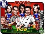 Флеш игра в покер, в самом начале вам дают фишек на 100$, 10 фишек на 80$ и 20 фишек на 20$.