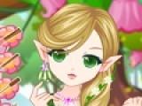 Перед Вами очередная игра для девочек про макияж. Цель этой онлайн игры подобрать макияж симпатичной фее и помочь ей избавиться от мерзких прыщей.