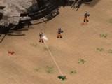 Ваша база на Луне подвергается нападению неизвестных видов агрессивных существ. Используйте солдат на поле боя, а также оружие и дронов с базы и продержитесь до прибытия подкрепления.