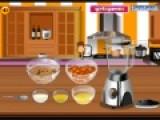 Эта игра про кулинарию очень интересная и позволит Вам научиться готовить вкусный морковно-йогуртовый пирог. Используйте рецепт и подсказки, что бы блюдо получилось вкусным.