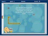 Игра про симпатичную смешную змейку, которая любит чипсы.