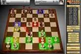 Отличные флеш шахматы на нескольких языках, включая русский. Выбирайте противника из четырёх игроков себе по силе. Есть запись ходов и возможность вернуть ход назад.