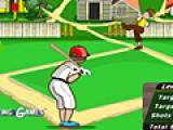 Играя в отличную спортивную игру Бейсбол постарайтесь не разбить окна соседям.