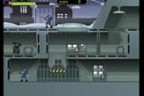 Бэтмэн спешит на помощь. Бегает, прыгает, дерется. В его арсенале разное оружие. Можно использовать различные предметы, ведь все средства хороши, если стоит цель - уничтожить плохих парней и навести порядок в городе!