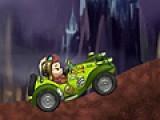 В этой игре обезьянка решила принять участие в гонках на картингах. Помоги ей прийти первой к финишу. Используй навигационные кнопки на клавиатуре, чтобы управлять автомобилем.