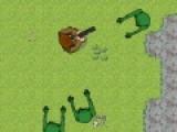 Огромное количество зомби нападут на тебя совершенно внезапно. Твоя цель уничтожить их и собрать как можно больше золотых монет. За них ты сможешь улучшить свое оружие, что бы эффективнее бороться с монстрами.
