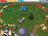 Великолепная, красочная игра в стиле знаменитой Зума. В главных ролях панда и коала, которые на своих космических кораблях спасают другие планеты.