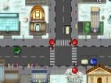 Цель игры Traffic Trouble регулировать движение на оживленных дорогах города. Ты должен управлять светофорами, а если на дороге возникла авария вовремя вызвать ремонтную службу. Внимательность и быстрота мышления пригодятся тебе, что бы решить эту задачу.