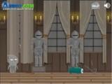 В этой игре Вы должны помочь призраку по имени Георг сбежать из заточения в ужасном замке. Однако опасайтесь зеркал и фотокамер, ведь все призраки их боятся!