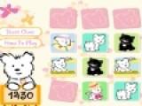Эта игра проверит на сколько хорошая у Вас память. Цель игры перевернуть все карты рисунком вверх. Для этого Вы должны открывать одновременно карты с одинаковыми изображениями котят или щенков.