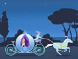 Помогите Золушке попасть на бал. Там она встретит своего принца. Но дорога полная препятствий. Что бы управлять скоростью кареты, используй стрелочки. А что бы перепрыгнуть препятствие нажимай на пробел.
