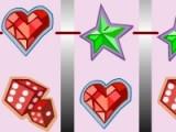 Эта игра для азартных людей. Жмите кнопку,собирайте  комбинации и получайте бонусы... Ну или не получайте, если комбинация собрана не правильно.