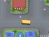 Что бы стать настоящим водителем, Вы должны научиться правильно, быстро и без столкновений парковаться. Что бы в будущем парковка Вам давалась легче, предлагаем учиться на большом автобусе. Припаркуйте его на указанное место на оживленных улицах городаю