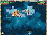Классическая игра арканоид Star Ball погрузит вас в мир космической схватки. Разрушьте защитную стену при этом не пострадав от вражеских ракет!