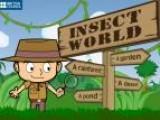 Насекомые обитают повсюду - в саду, в джунглях и даже в пустыне. Эта игра поможет тебе не только перенестись в разные места обитания насекомых, но и узнать много интресных фактов.
