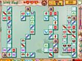 В этой игре ваша задача убрать се кубики с игрового поля. для этого кликайте мышкой на кубики с одинаковым изображением, которые находятся рядом, или между которыми нет других кубиков.