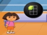 Даша путешественница любит смотреть, как ее друг Башмачок занимается спортом. Сыграй с ними в интересные логические игры. В зависимости от выбранного уровня, Вам нужно будет решать различные головоломки или математические примеры.