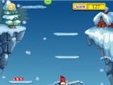 Злым птицам захотелось потеснить Doodle Jump с пьедестала самого прыгучего персонажа и в этой игре с Вашей помощью одна из семейки Angry Birds будет штурмовать холодные зимние вершины!